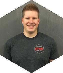 CrossFit 10K valmentaja Tomi Satta